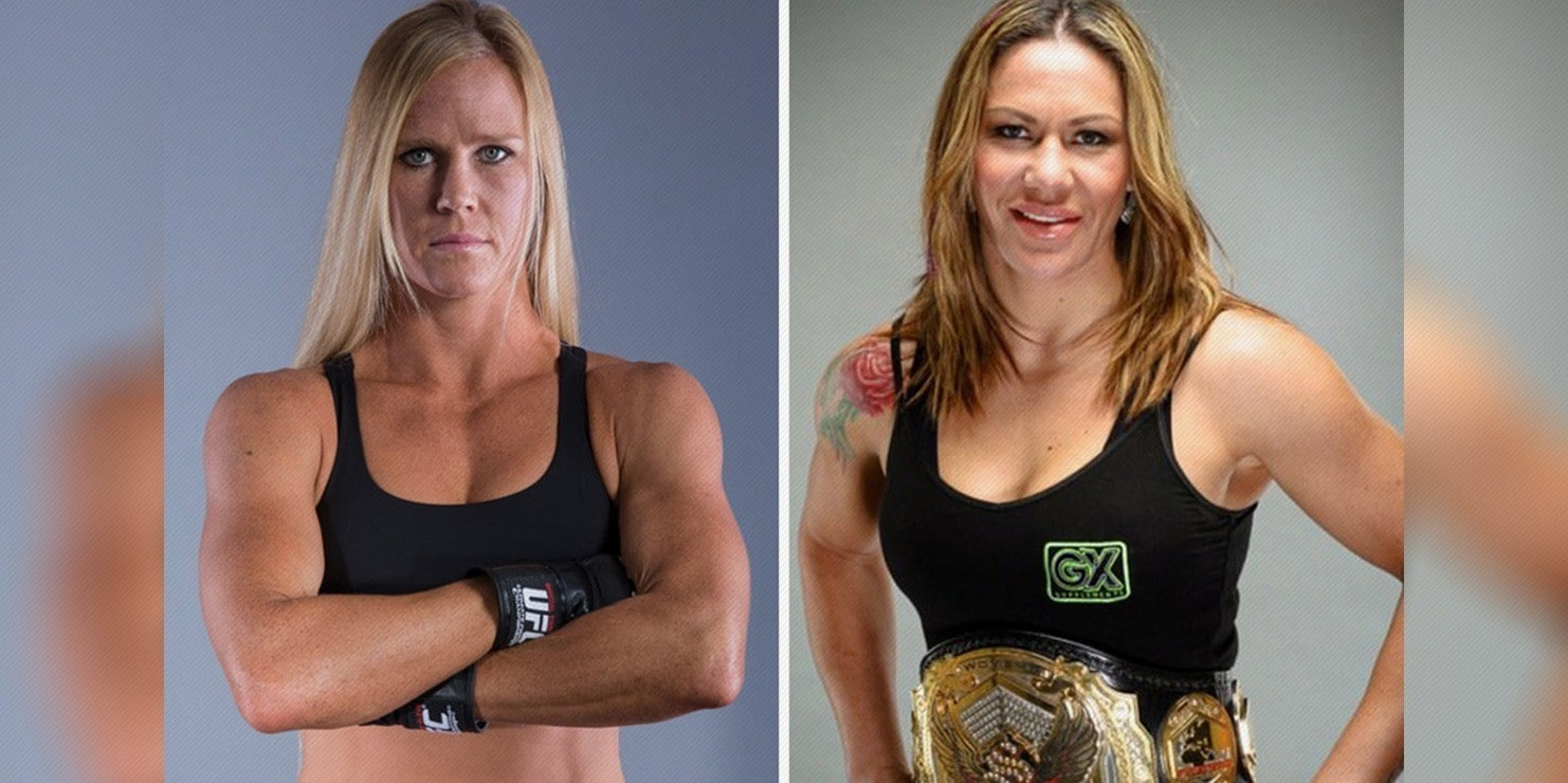 Holly Holm vs. Cris Cyborg To Fight At UFC 219 For ...
