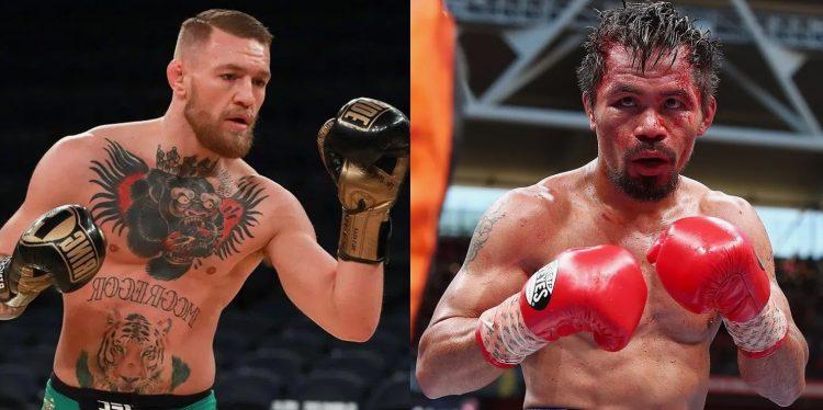 Manny Pacquiao vs. Conor McGregor
