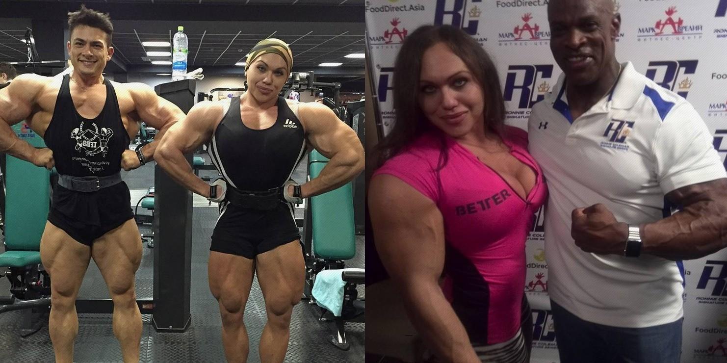 Natalia Kuznetsova Bodybuilder Hookup Memes über 40