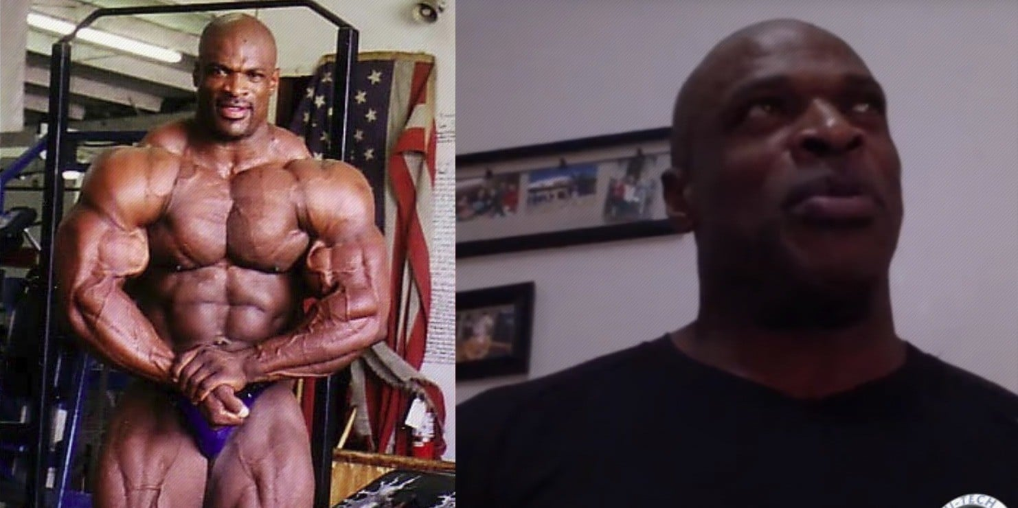 watch  8x mr  olympia ronnie coleman talks about his