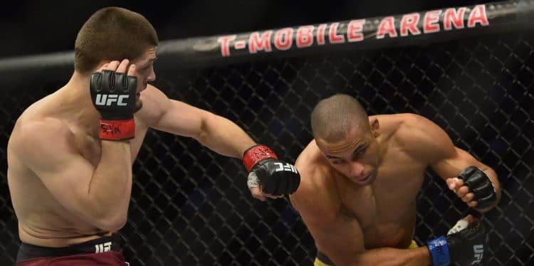 Khabib Nurmagomedov UFC 219