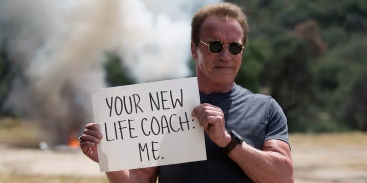 Life Advice Arnold Schwarzenegger