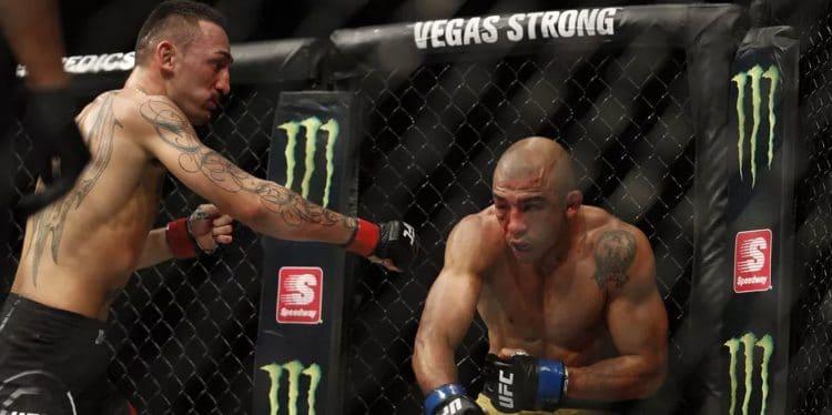 Max Holloway vs Jose Aldo