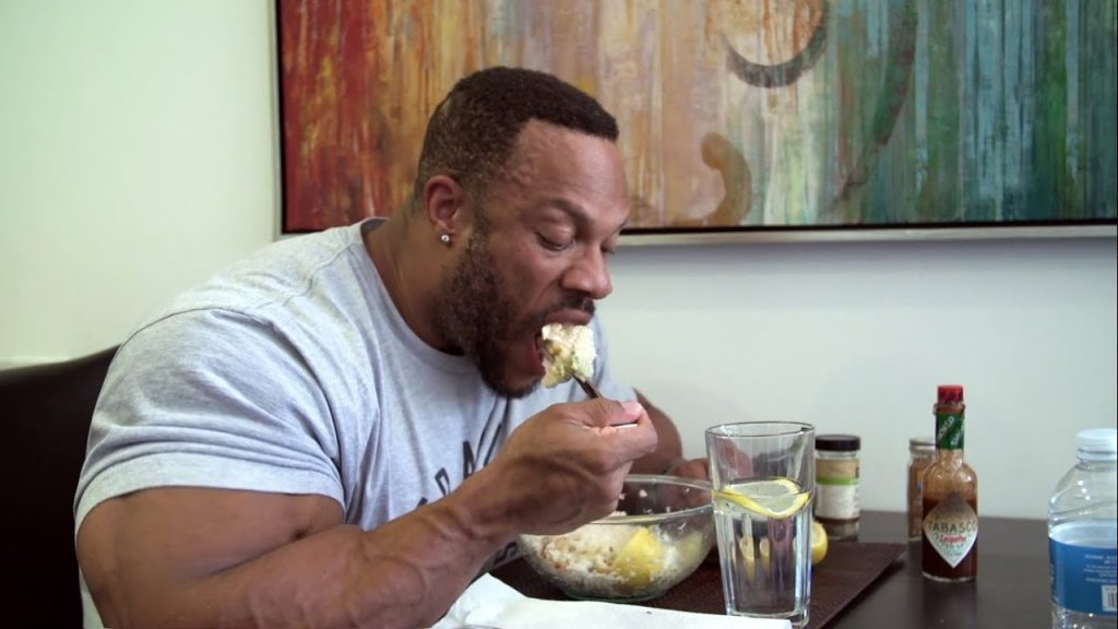 Phil Heath Explained About Functional Eating