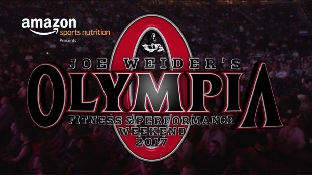 Watch the Full 2017 Mr. Olympia For FREE on Amazon Prime!