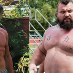 Eddie Hall Is Looking To Get Shredded