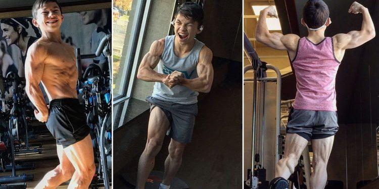 Tristyn Lee Bodybuilder