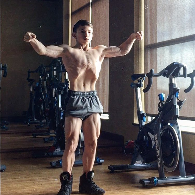 Meet The 15-year-old Bodybuilder Tristyn Lee, Who's More