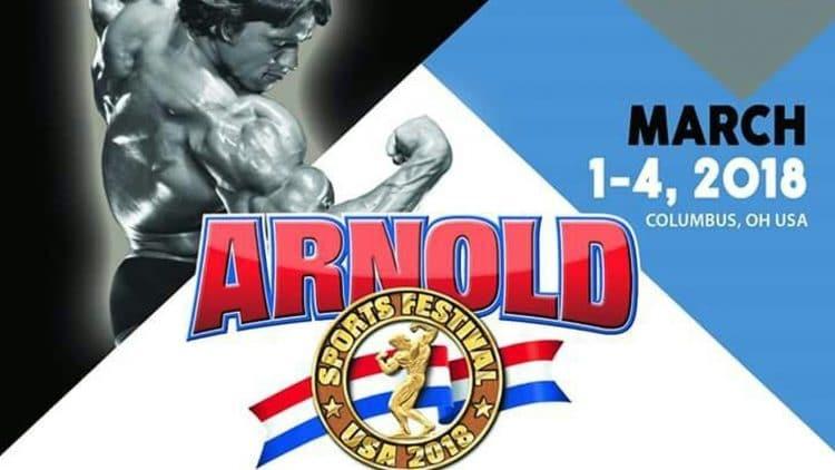 Arnold Classic 2018 Live Stream