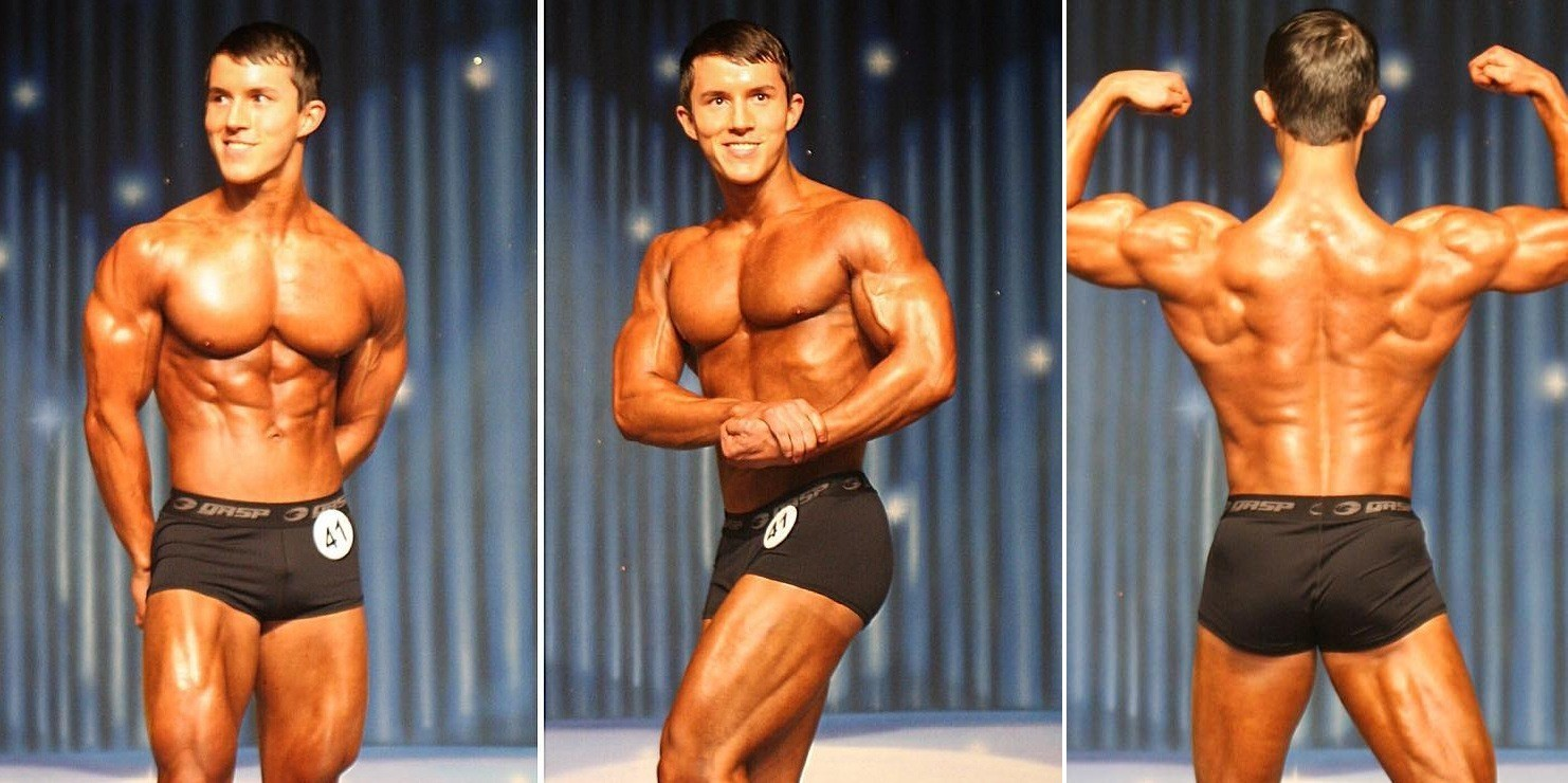 They Call Me Mr. Muscles!\' 17 Year-Old Bodybuilder Is The Winner Of ...