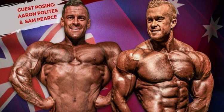 Arnold Classic Queensland Australia