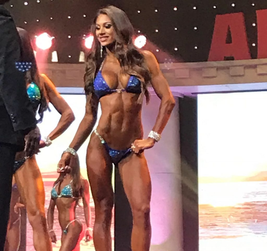 Ifbb bikini prejudging photos are up