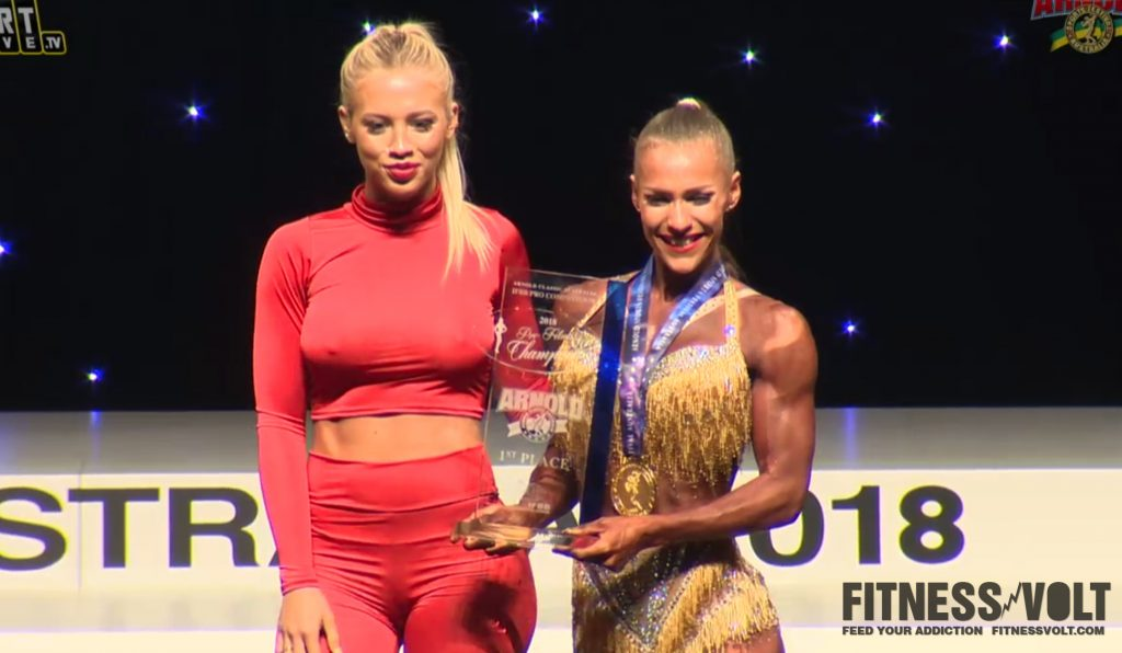 Arnold Classic 2018 Fitness International Results