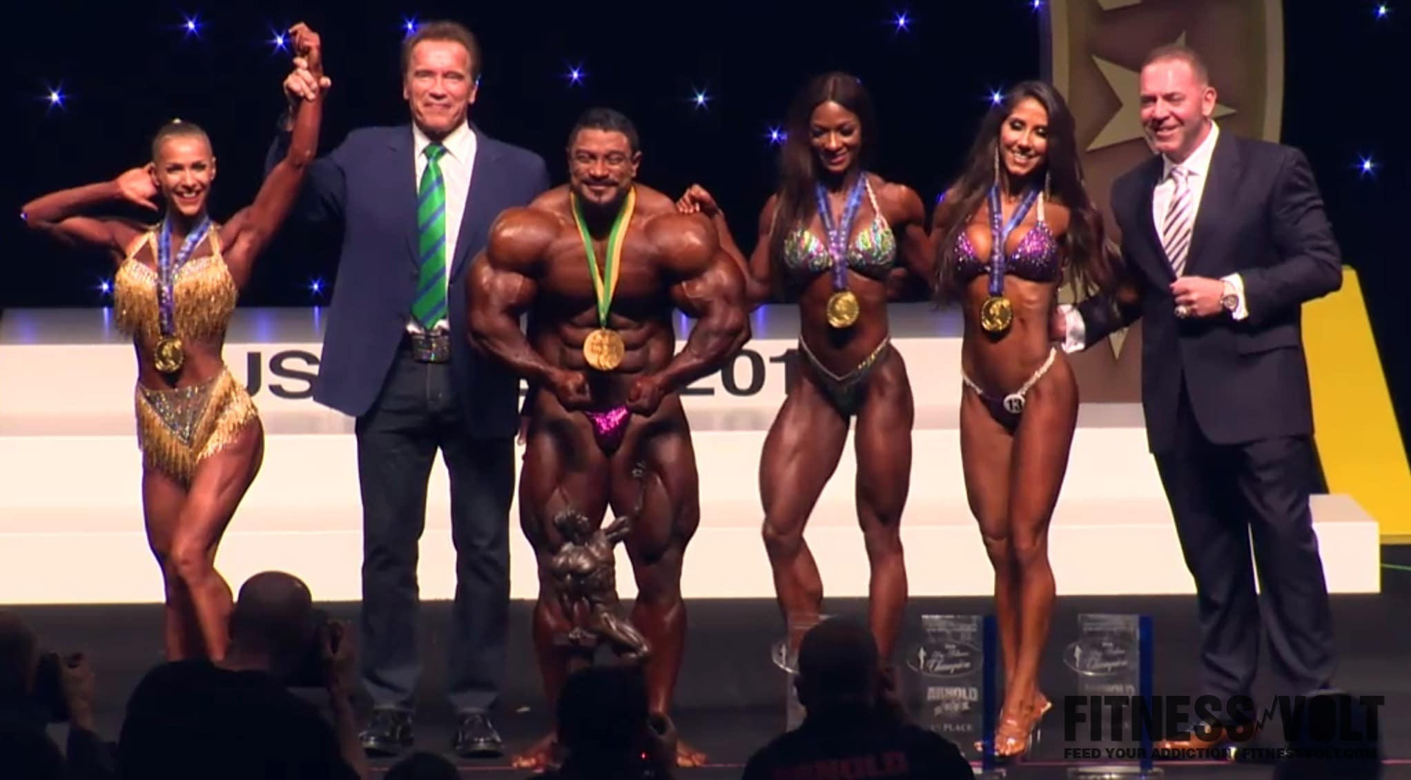 Results Arnold Classic Australia 2018 Results Fitness Volt