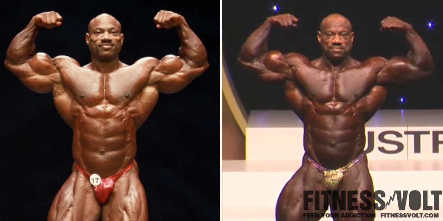 Dexter Jackson Confirms He Suffers Bicep Tear At The Arnold Classic