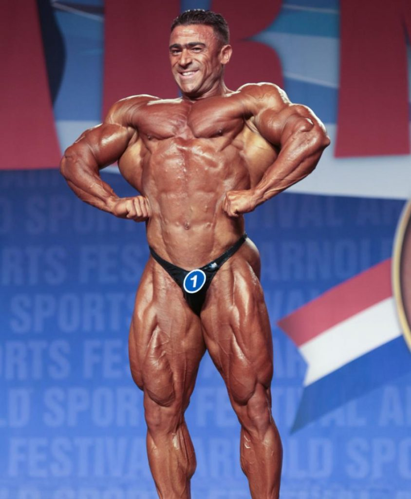 Kamal El Gargni Wins the 212 Division at the 2018 Arnold Classic!