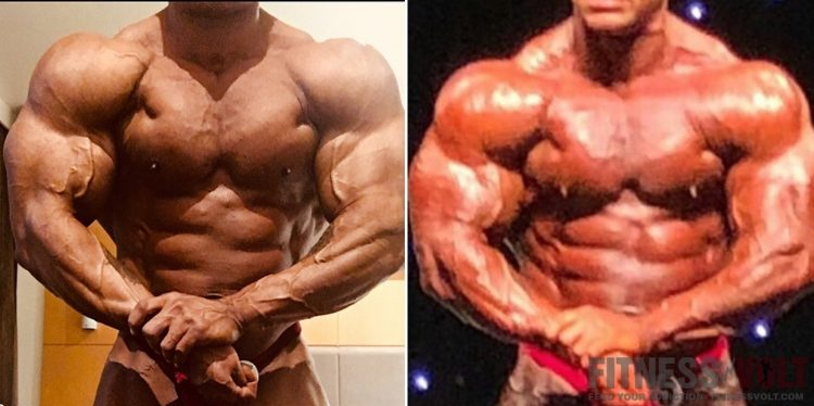 Kevin Levrone Before-After