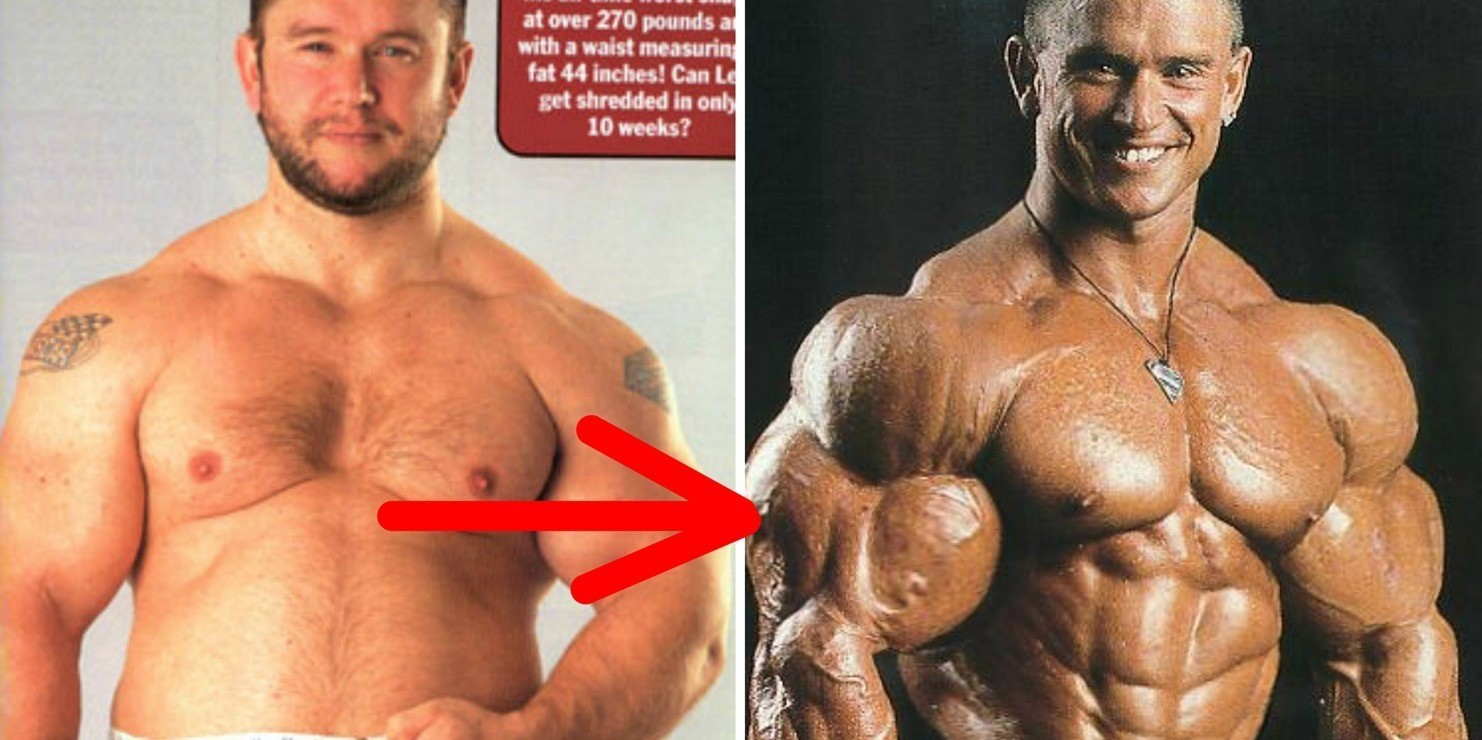 Watch Lee Priest Explain The Perfect Way To Remove