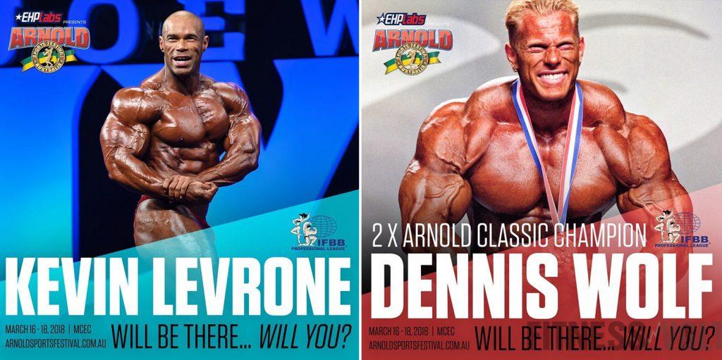 Arnold Classic Australia 2018