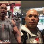 Kevin Levrone One Day Out From The Arnold Classic Australia