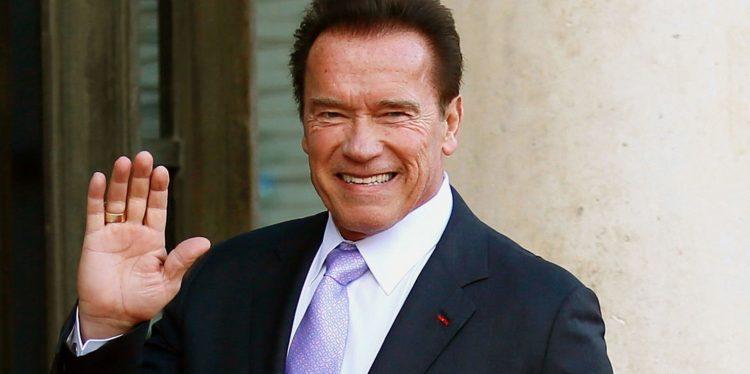 Arnold Schwarzenegger Is Back