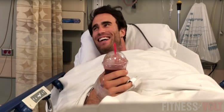 Calum von Moger: Post-Surgery Update