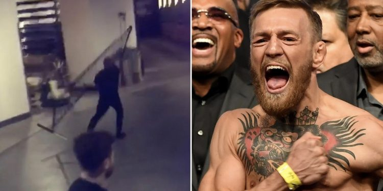 Conor McGregor wanted by NYPD