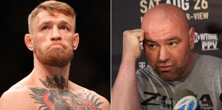 Dana White: I don't know if he's on drugs or what'