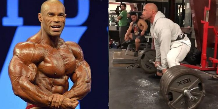 Kevin Levrone's Future Plan Is To Break Weightlifting World Record