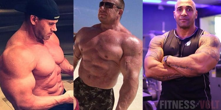 Forever Swole! Retired Pro-Bodybuilding Who Are Still Massive