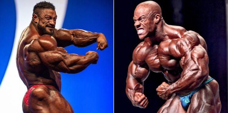 Best Forearms in Bodybuilding