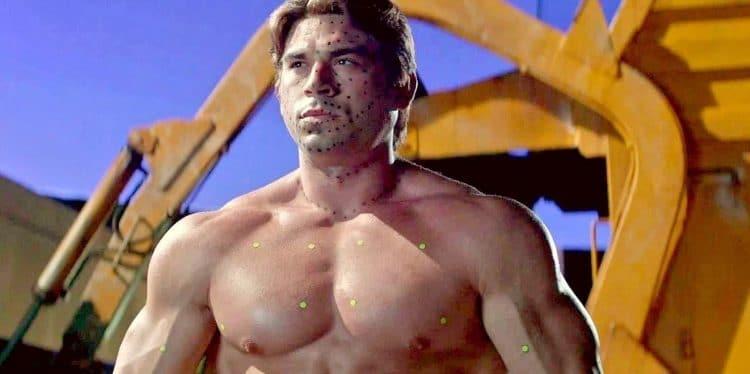 Brett Azar Young Schwarzenegger