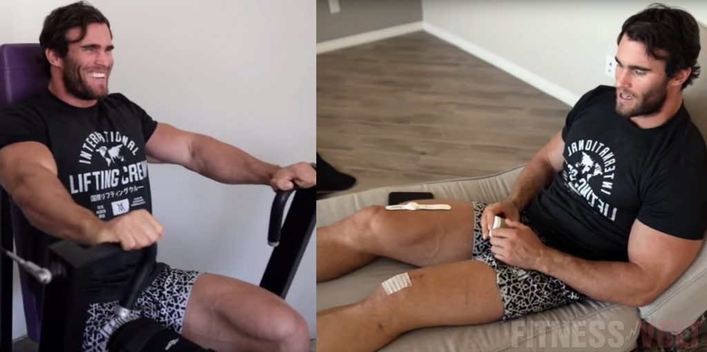 Calum von Moger Muscle Atrophy