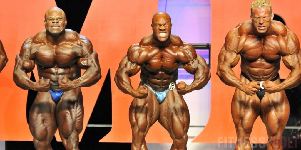 Compete in Bodybuilding Shows