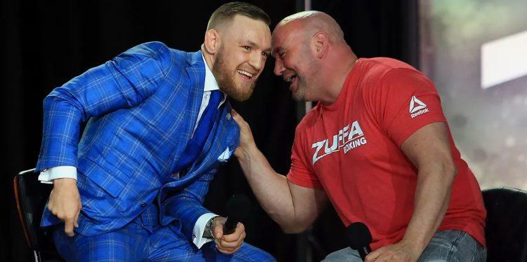 Dana White To Meet Conor McGregor