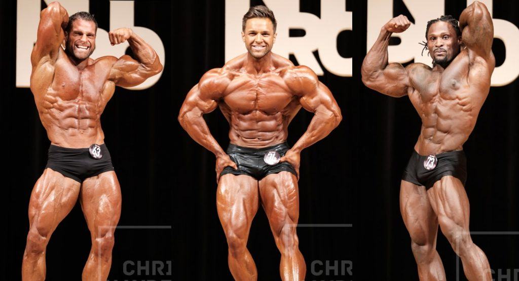 NY Pro Classic Physique winners