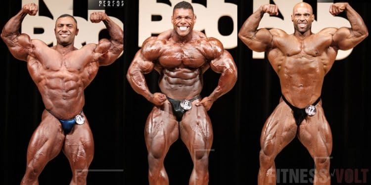 New York Pro 2018 Results