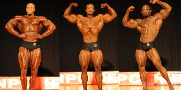 2018 IFBB Pittsburgh Pro Results