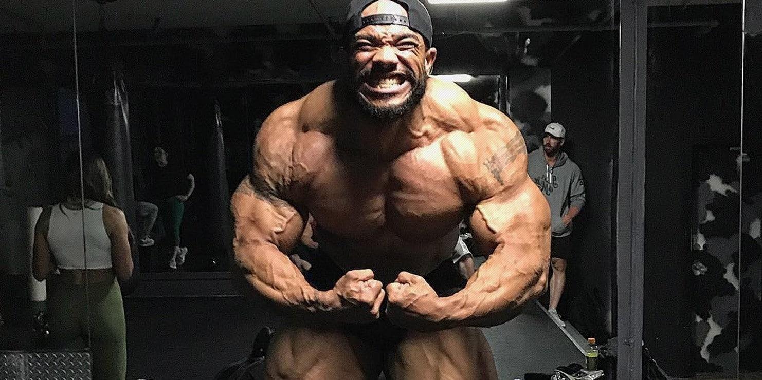 Breaking: Sergio Oliva Jr. Entering NY Pro As Surprise