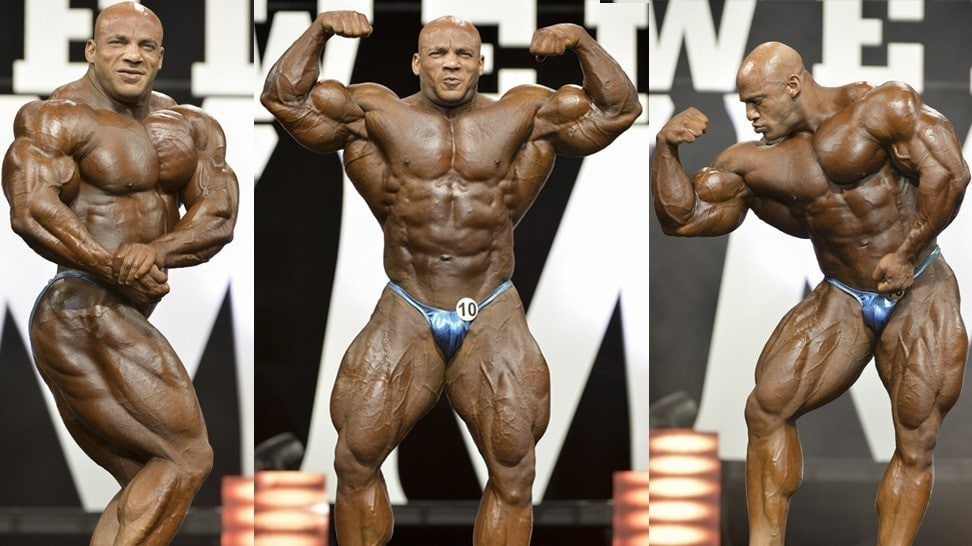 Big Ramy People's Champ