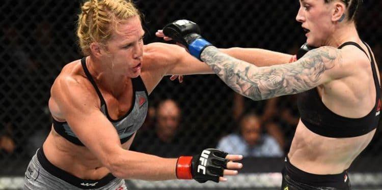 Holly Holm vs Megan Anderson