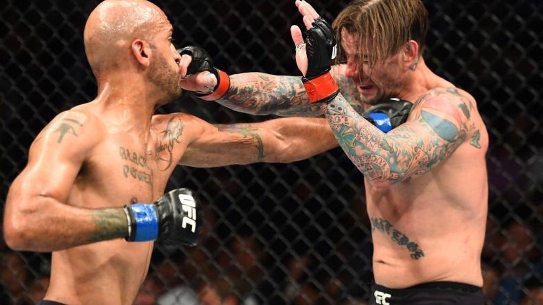 UFC 225 Results: Mike Jackson Scores A Decision Win Over CM Punk At UFC 225 – Fitness Volt