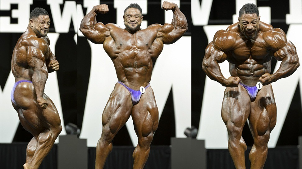 Roelly Winklaar People's Champ