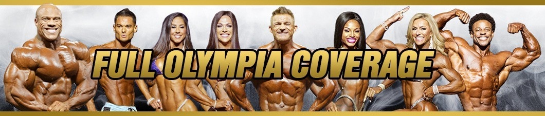 Full Olympia Coverage