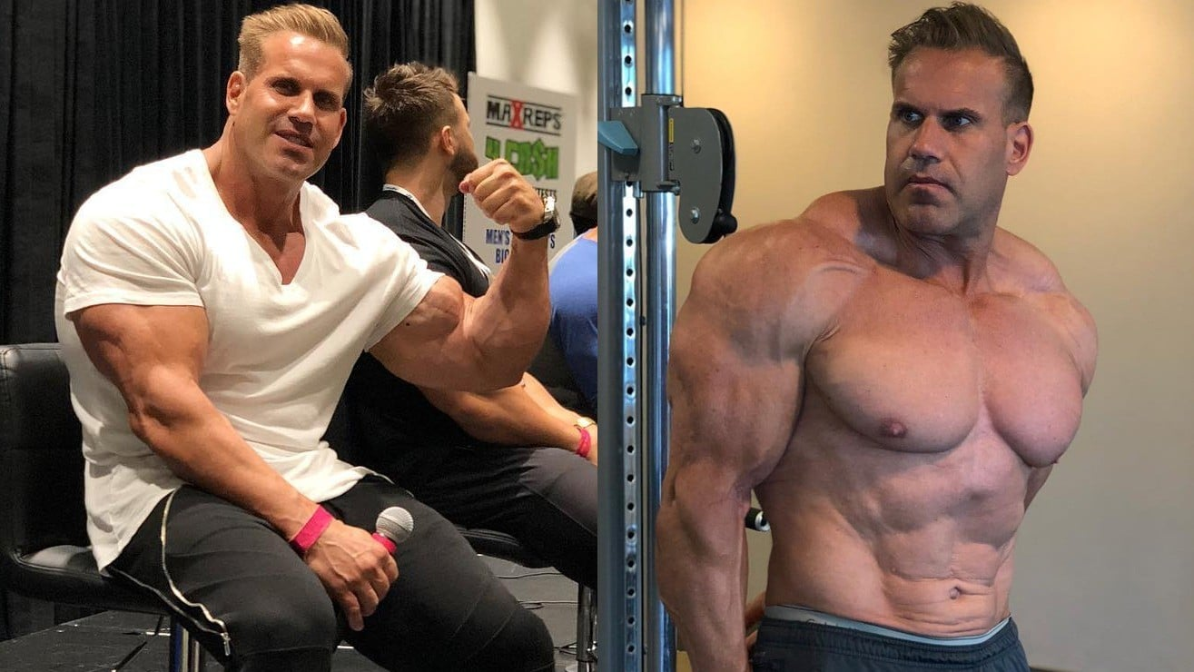 5561ee4a4 Jay Cutler Still Huge Still Hungry And in Amazing Shape – Fitness Volt