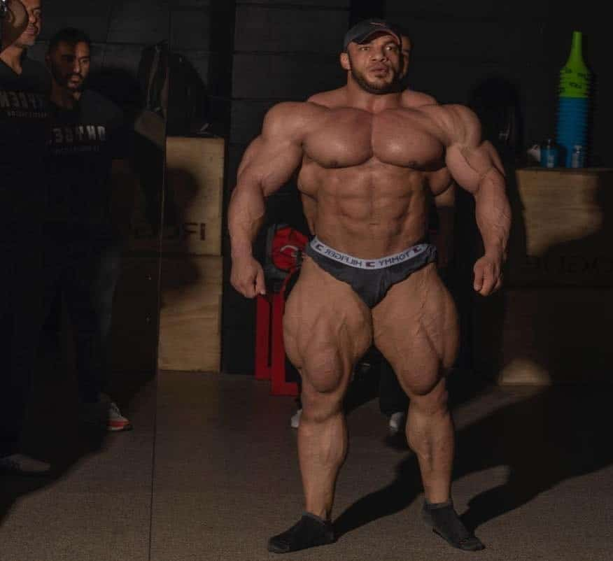 Big Ramy 10 Weeks Out Olympia 2018
