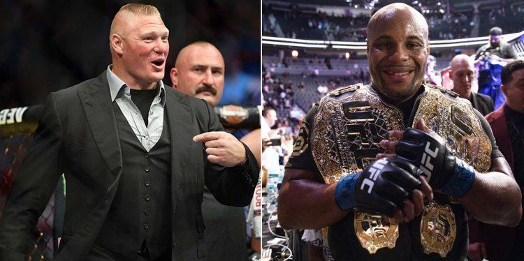 Daniel Cormier Retiring After Brock Lesnar Fight