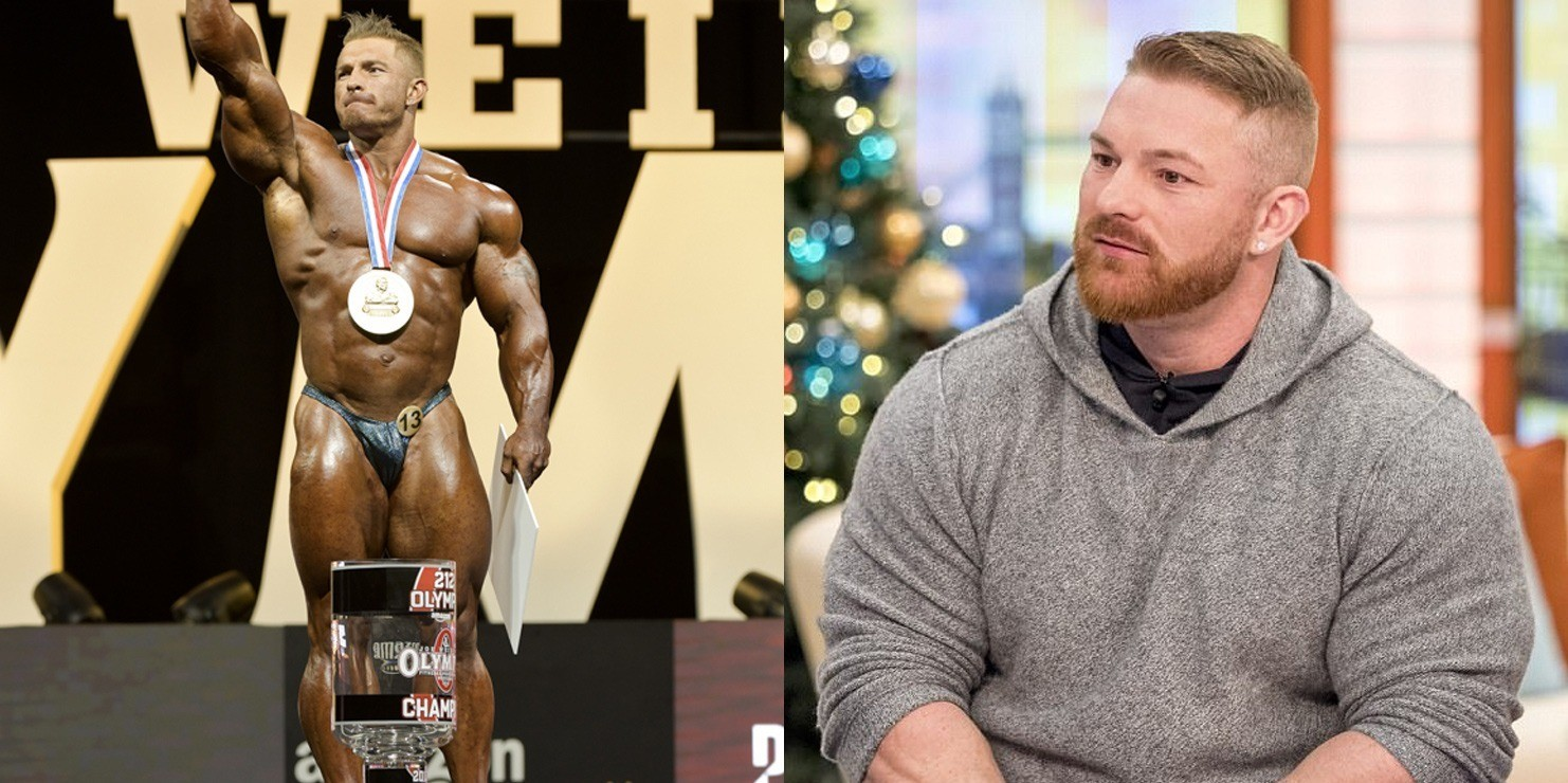 Breaking Flex Lewis This Will Be My Last 212 Olympia Fitness Volt