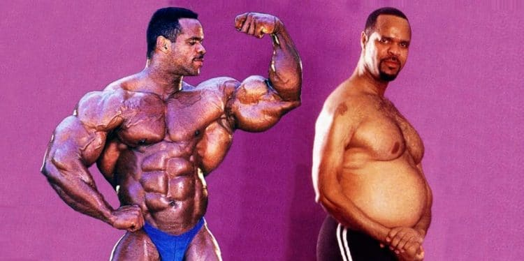Massive Bodybuilders Who Lost Their Gains