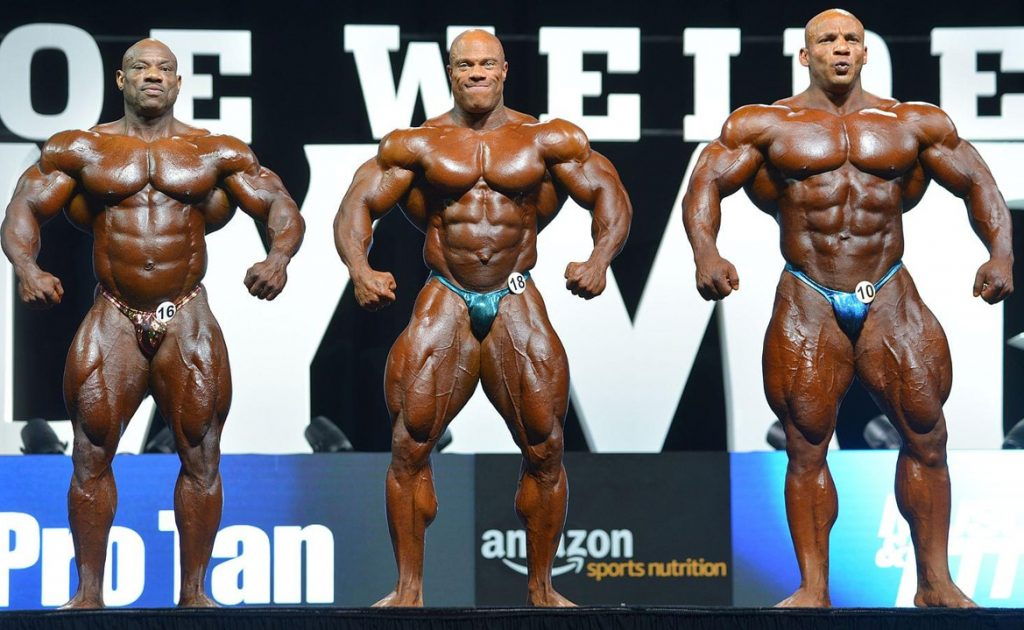 Mr.Olympia Final